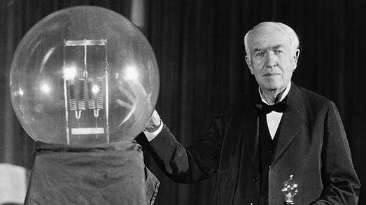 thomas edison quotes on failure. Thomas Edison said